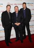 Andrew Stanton, John Lasseter and Pete Docter