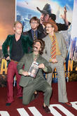 Anchorman and Guests