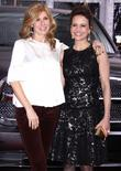 Connie Britton and Carla Gugino