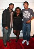 Marlon Wayans and Paige Kennedy