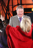 Jim Davidson and Linda Nolan