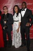 Bono, Naomie Harris and Idris Elba