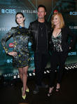 Meghan Ory, Josh Holloway and Marg Helgenberger