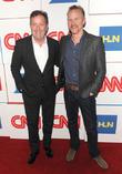 Piers Morgan and Morgan Spurlock