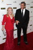 Jacki Weaver and Mel Gibson