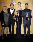 Colleen Camp, Alessandro Nivola, Jennifer Lawrence and Michael Pena