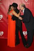 James Taylor, Steven Tyler and Caroline Taylor
