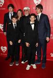 Lou Adler and Family