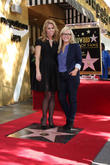 Cheryl Hines and Rachael Harris