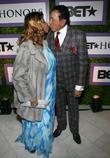 Aretha Franklin and Smokey Robinson