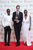 Tinie Tempah, Laura Mvula and Steven Price
