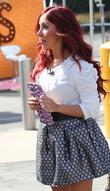 "Nicole ""Snooki"" Polizzi - Pregnant Again And Standing Up For Her Family"