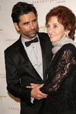 John Stamos and Loretta Stamos