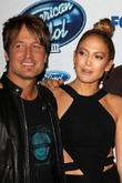Keith Urban and Jennifer Lopez