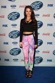 American Idol and Kristen O'connor