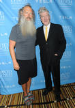 Rick Rubin and David Lynch