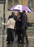 Nelson Mandela and Kgalema Motlanthe