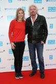 Sir Richard Branson and Holly Branson