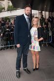 Emma Bunton and Jamie Theakston