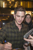 Logan Lerman Impressed By Brad Pitt's Fighting Skills