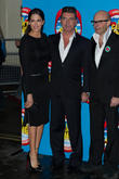 Lauren Silverman, Simon Cowell and Harry Hill