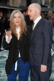 Patti Smith and Darren Aronofsky
