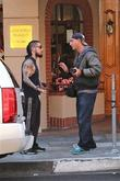 Dave Navarro and Dave Navarron