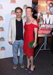 Michael Imperioli and Tanna Frederick