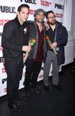 Yul Vazquez, Oscar Isaac and Sam Rockwell