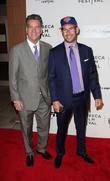 Chris Marquette and Doug Ellin