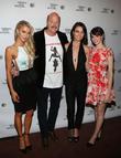 Lexi Atkins, Rex Linn, Cortney Palm and Rachel Melvin