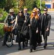 Police Close Case On Peaches Geldof Death