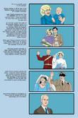 Female Force, Queen, England, Elizabeth Ii' Comic Book and Artwork