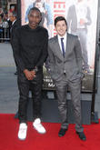 Christopher Mintz-plasse and Jerrod Carmichael