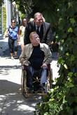 Larry Flynt's Daughter Seriously Injured In Car Crash
