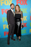 David Tennant and Anna Gunn
