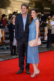 Tim Bevan and Daisy Bevan