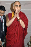The Dalai Lama To Tour Glastonbury Festival On Sunday