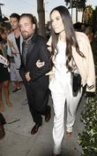 Demi Moore and Brian Bowen Smith