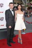 Michael Sheen and Sarah Silverman