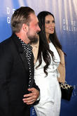 Brian Bowen Smith and Demi Moore