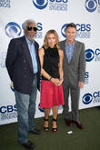 Morgan Freeman, Tea Leoni and Tim Daly