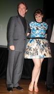Lena Dunham and Martin Short