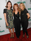 Cheryl Hines, Kathy Griffin and Mary Scheer