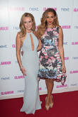Amanda Holden and Alesha Dixon