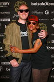 Eve Marries Gumball 3000 Founder Maximillion Cooper In Ibiza