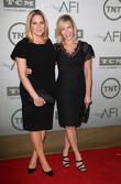 Mary Mccormack and Chelsea Handler