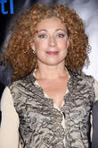 Alex Kingston Weds Third Husband In Rome