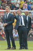 José Mourinho and Gordon Ramsay