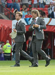 Olly Murs and John Bishop